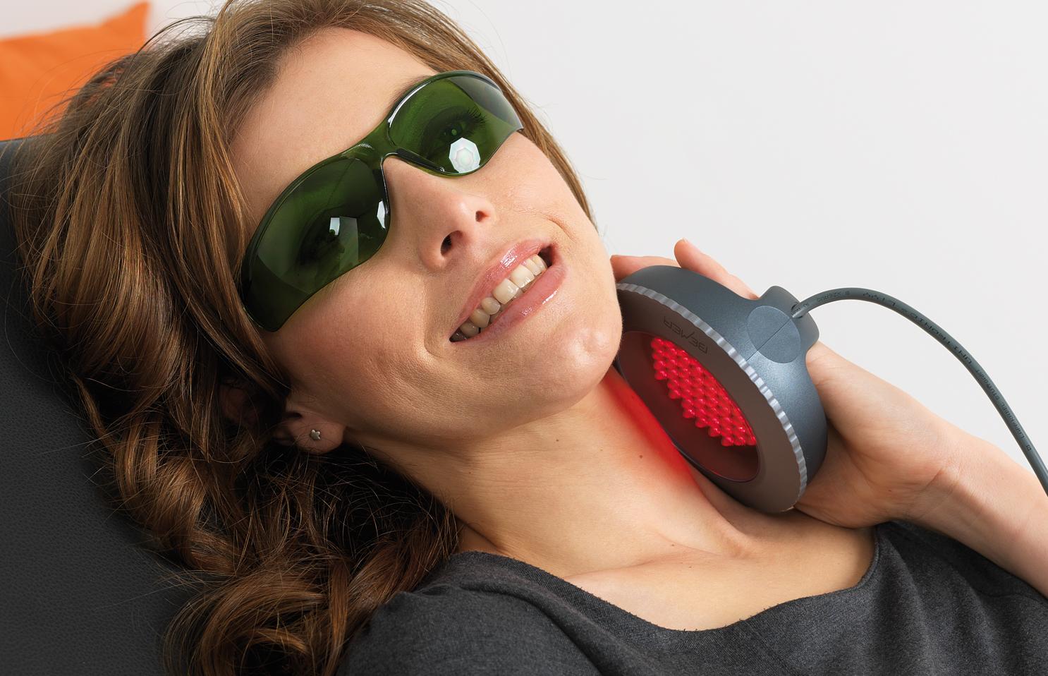 Light Treatment B Light Application Modules For Physical